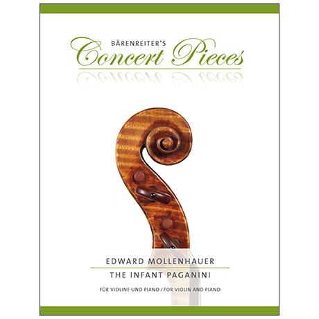 Mollenhauer, E.: The Infant Paganini