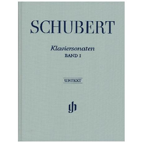 Schubert, F.: Klaviersonaten Band I