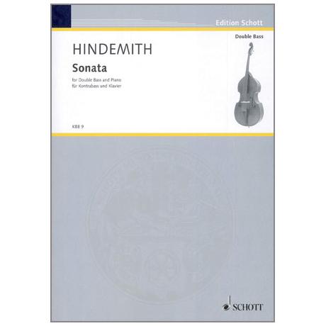 Hindemith, P.: Sonate