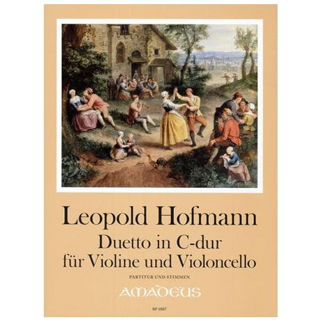Hofmann, L.: Duetto in C-Dur