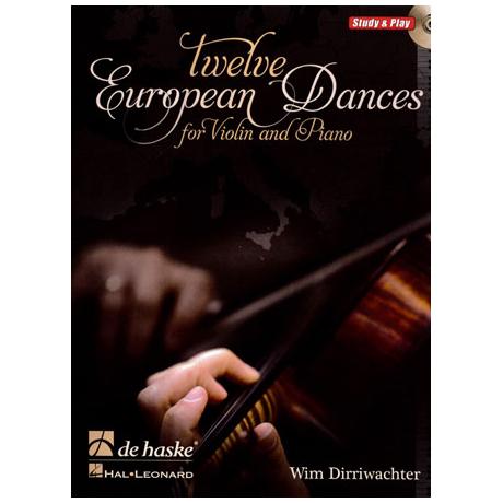 Twelve European Dances
