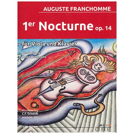 Franchomme, A.: 1er Nocturne Op.14 Nr.1 e-Moll