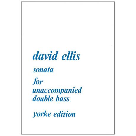 Ellis, D.: Sonata Op. 42
