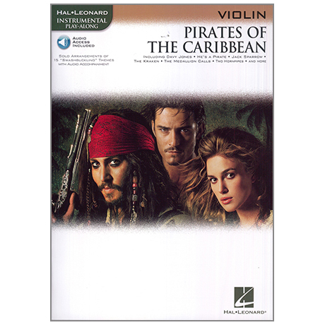 Badelt, K.: Pirates Of The Caribbean (+Download Code)