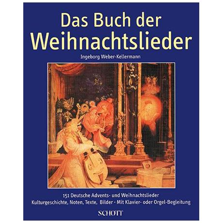 Das Buch der Weihnachtslieder (I. Weber-Kellermann)