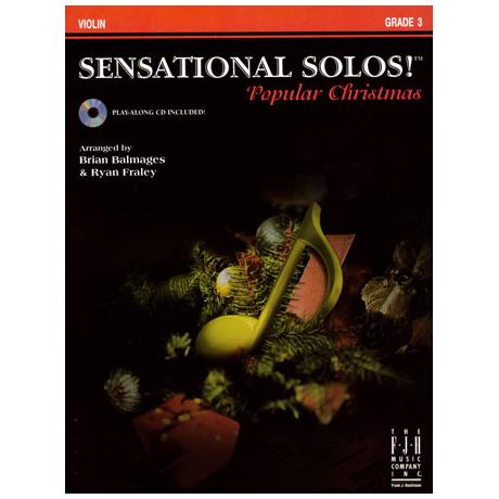 Sensational Solos – Popular Christmas