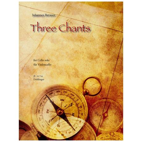 Berauer, J.: 3 Chants