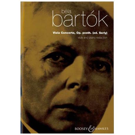 Bartók, B.: Konzert für Viola und Orchester op. posth.