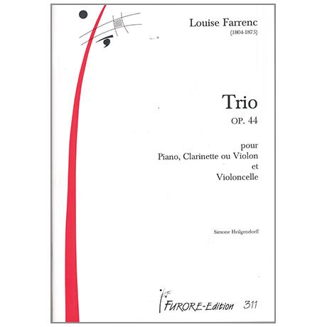 Farrenc, L.: Trio Op.44