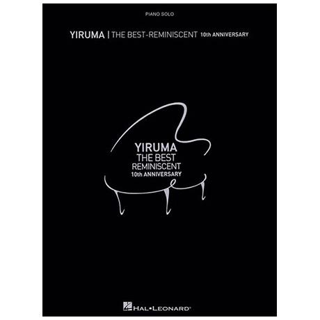 Yiruma: The Best – Reminiscent 10th Anniversary