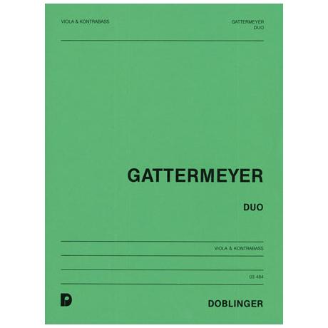 Gattermeyer, H.: Duo