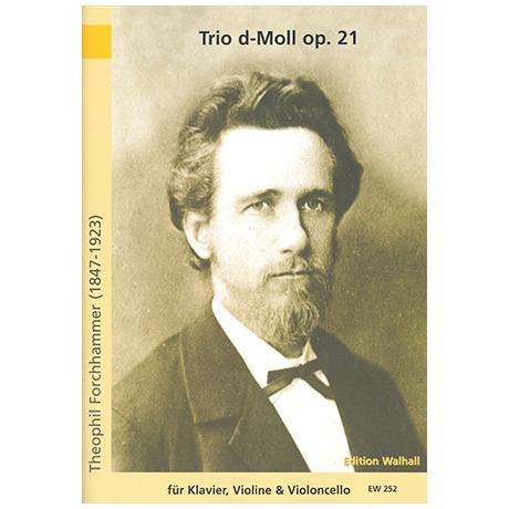 Forchhammer, Th.: Trio d-moll Op.21