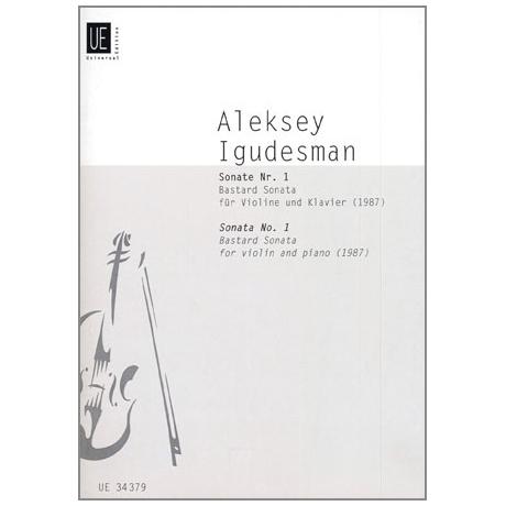Igudesman, A.: Violinsonate Nr. 1