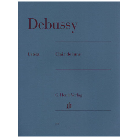 Debussy, C.: Clair de lune