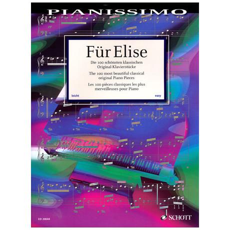 Pianissimo: Für Elise