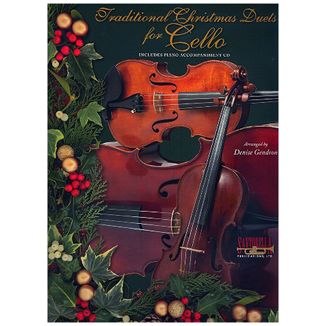 Traditional Christmas Duets (+CD)
