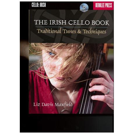 Maxfield, L. D.: The Irish Cello Book (+CD)