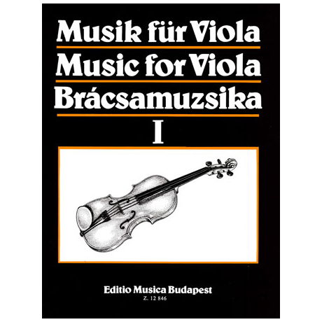 Musik für Viola Band 1
