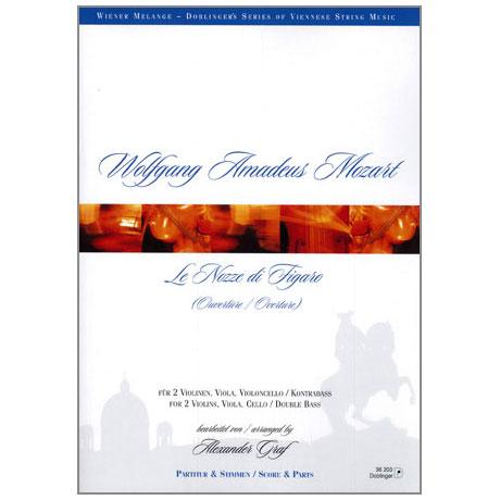 Mozart, W.A.: Die Hochzeit des Figaro