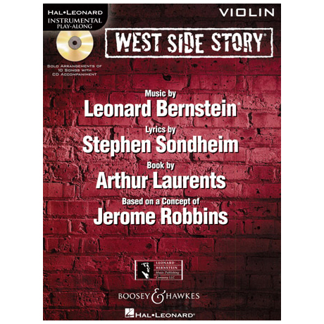 West Side Story (+CD)