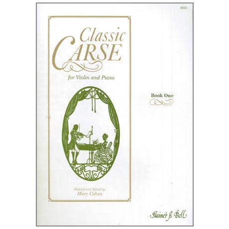 Carse, A.: Classic Carse Band 1