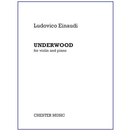 Einaudi, L.: Underwood