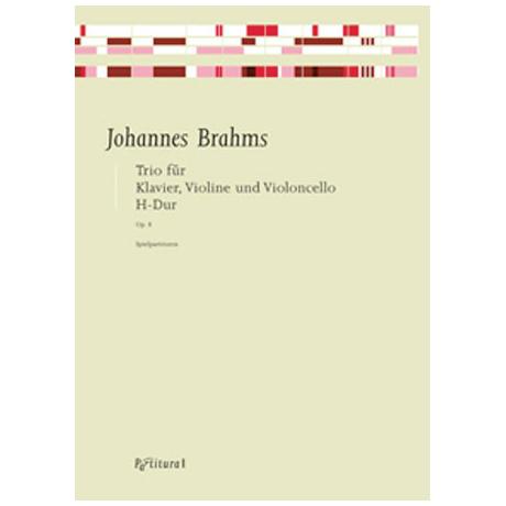 Brahms, J.: Trio H-Dur Op.8