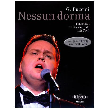 Puccini: Nessun dorma