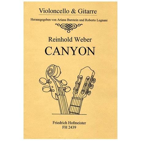 Weber, R.: Canyon