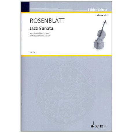 Rosenblatt: Jazz Sonata