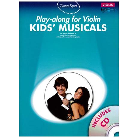Kids' Musicals (+CD)