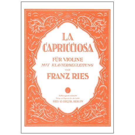 Ries, F.: La Capricciosa