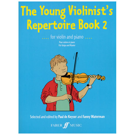 The young Violinist's Repertoire Band 2