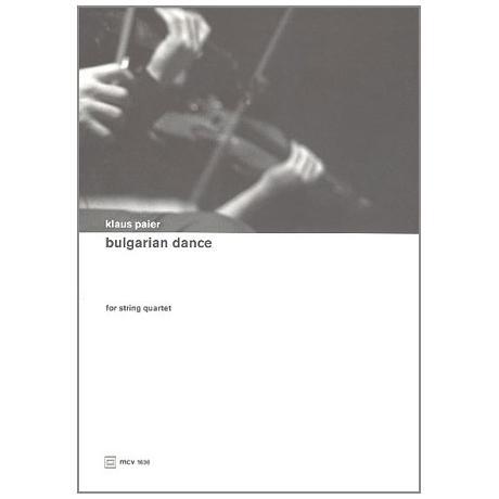 Paier, K.: Bulgarian Dance