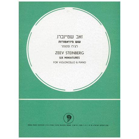 Steinberg, Z.: 6 Miniatures