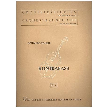 Schwabe; Starke: Orchesterstudien Band 2 - Beethoven (Sinf. VI-IX, Fidelio)