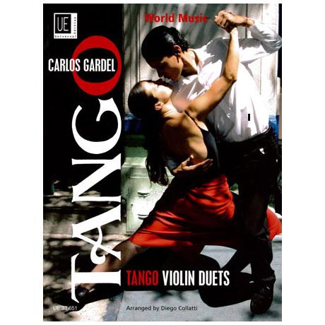 Gardel, Carlos: Tango Violin Duets