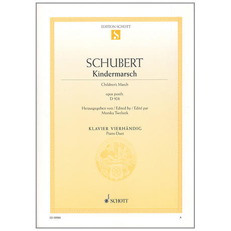 Schubert, F.: Kindermarsch