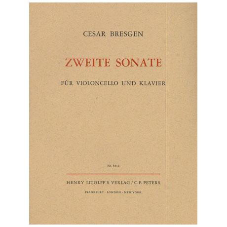 Bresgen, C.: Violoncellosonate Nr. 2