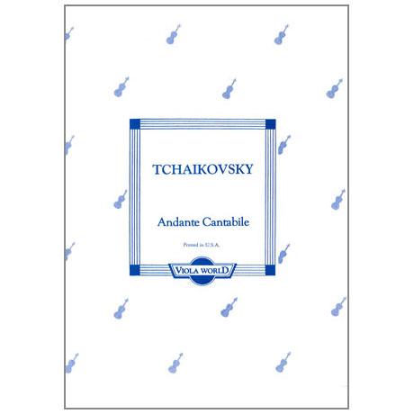 Tchaikowsky, P. I.: Andante Cantabile