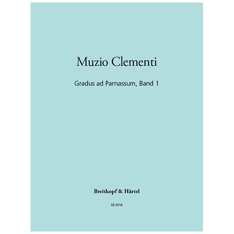 Clementi, M.: Gradus ad Parnassum Band I