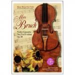 Bruch: Violinkonzert op.44 Nr.2 D-Dur (+2CDs)