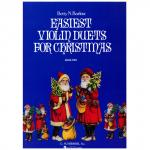 Easiest Violin Duets For Christmas - Book 2