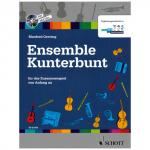 Greving, M.: Ensemble Kunterbunt (+CD)