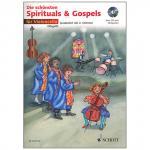 Magolt, M. / H.: Die schönsten Spirituals & Gospels (+CD)