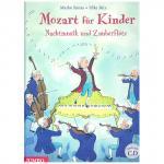Simsa: Mozart für Kinder Nachtmusik und Zauberflöte (+CD)