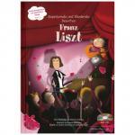 Cardinaux, M.: Superpresto und Moderato besuchen Franz Liszt (+CD)