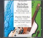 Beliebte Melodien: klassisch bis modern Band 3-4 (CD)