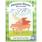Vogt / Bates: Abenteuer Klavier Band 3 (+CD)