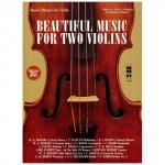 Beautiful Music for 2 Violins Vol.4 (+2CDs)